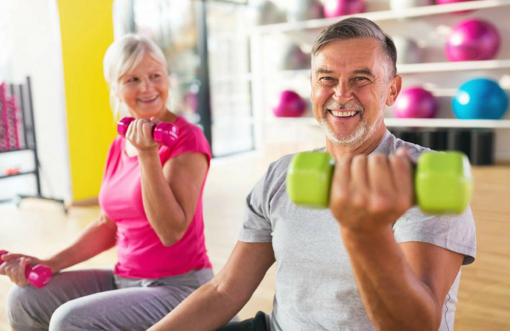 Seniors and Exercise